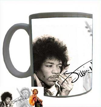 hrníček - Jimi Hendrix - hrnek