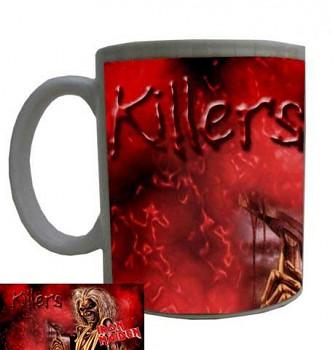 hrníček - Iron Maiden - Killers - hrnek
