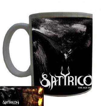 hrníček - Satyricon - The Age Of Nero - hrnek 2