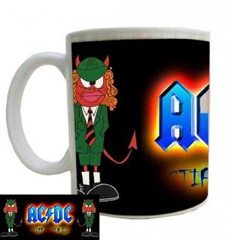 hrníček - AC/DC - Stiff Upper Lip - hrnek