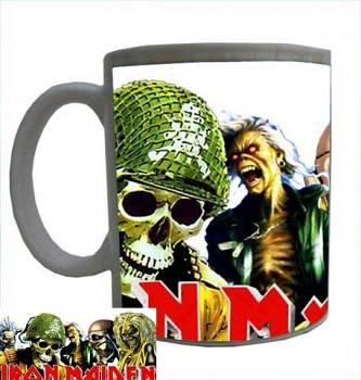 hrníček - Iron Maiden - hrnek 6