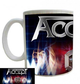 hrníček - Accept - Metal Heart - hrnek