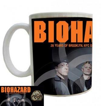 hrníček - Biohazard - hrnek 2