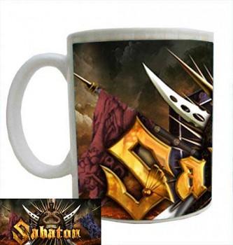 hrníček - Sabaton - hrnek