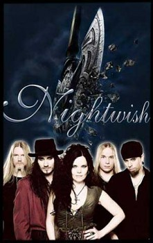 Nightwish - nášivka