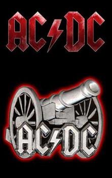 AC/DC - nášivka 1