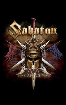 Sabaton - The Art Of War - nášivka