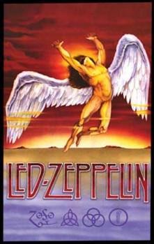 Led Zeppelin - nášivka