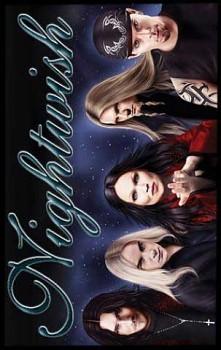 Nightwish - nášivka 2