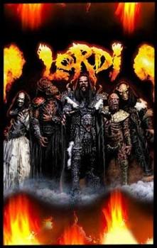 Lordi - nášivka