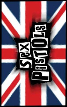 Sex Pistols - nášivka