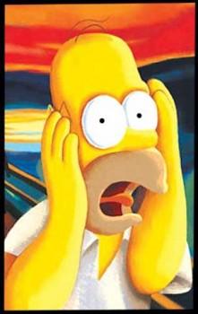 Simpson - nášivka