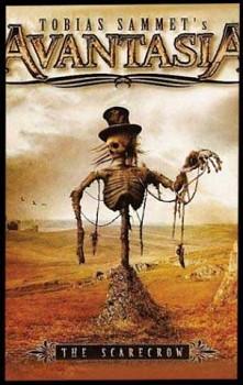 Avantasia - The Scarecrow - nášivka