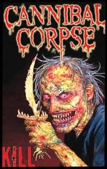 Cannibal Corpse - nášivka