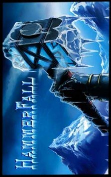 Hammerfall - Blood Bound - nášivka