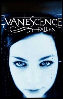 Evanescence - Fallen - nášivka