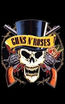 Guns N Roses - nášivka