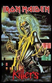 Iron Maiden - Killers - nášivka 2