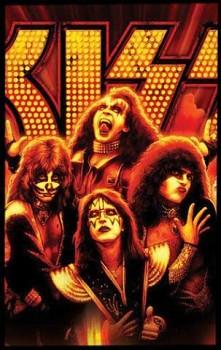 Kiss - nášivka 3