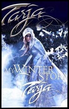 Tarja - My Winter Storm - nášivka 3