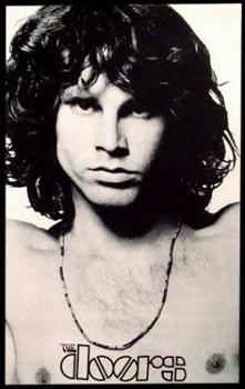 Doors - Jimi Morrison - nášivka
