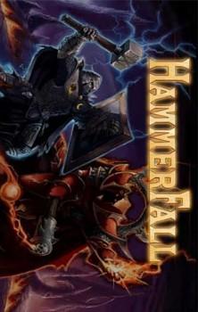 Hammerfall - nášivka 1