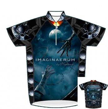 cyklistický dres - cyklodres - Nightwish