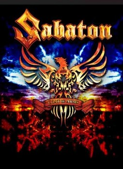 Sabaton - Coat Of Arms - nášivka