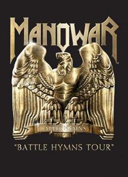 Manowar - nášivka 3