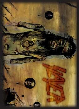 Slayer - nášivka 3