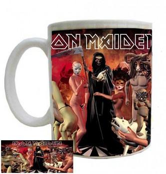 hrníček - Iron Maiden - hrnek 4