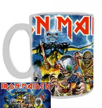 hrníček - Iron Maiden - hrnek 8