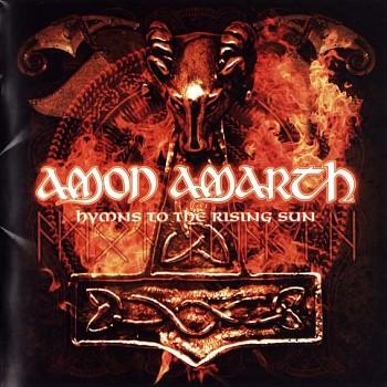 Amon Amarth - polštář 1