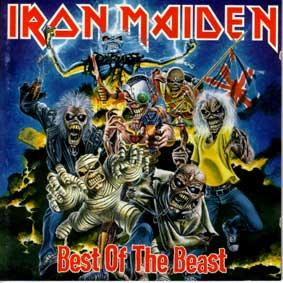 Iron Maiden - polštář 4