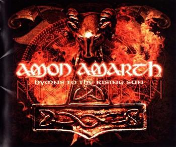 Amon Amarth - podložka pod myš 1