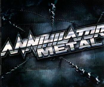 Annihilator - podložka pod myš