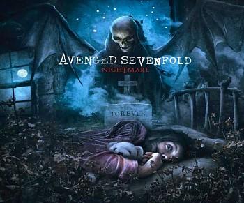 Avenged Sevenfold - podložka pod myš