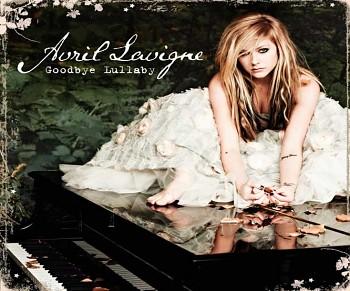 Avril Lavigne - podložka pod myš