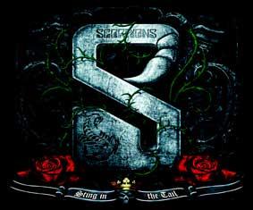 Scorpions - podložka pod myš