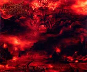 Dark Funeral - podložka pod myš