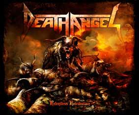 Death Angel - podložka pod myš