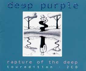 Deep Purple - podložka pod myš