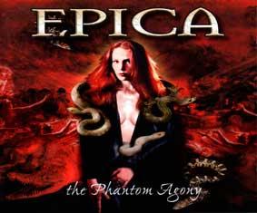 Epica - podložka pod myš 2