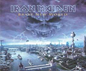 Iron Maiden - podložka pod myš 2
