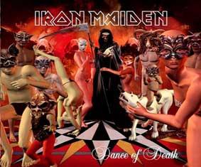 Iron Maiden - podložka pod myš 3