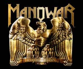 Manowar - podložka pod myš 1