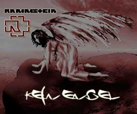 Rammstein - podložka pod myš 9