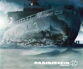 Rammstein - podložka pod myš 12