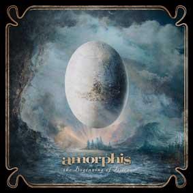 Amorphis - The Beginning Of Times - polštář