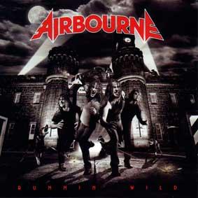Airbourne - polštář